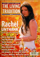 Living Tradition magazine Issue 75 - Click to buy on-line