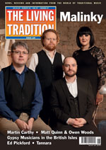 Living Tradition Issue 129